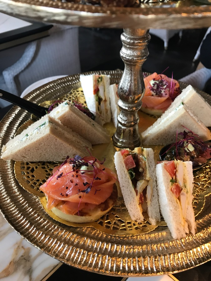 High Tea at Grand Pacific
